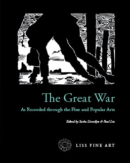 The Great War, As Recorded through the Fine and Popular Arts