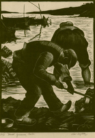 Mussel Gatherers Toulon - BPL 27