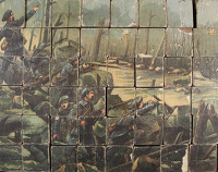 Block Puzzle of a First World War...