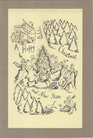 Nursery:  A Happy Christmas and New...