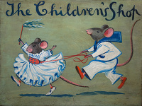 The Children's Shop: mice (recto)