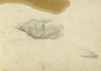 Study for sleeping woman for...