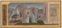 Compositional study for Scenes from...