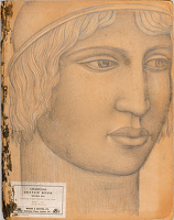 Grecian Profile - drawn on the cover...