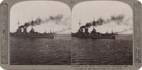 Artist Anonymous: Stereoscopic print: Triumph of our Navy