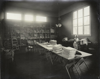Artist Anonymous: No. 1 British Red Cross Society Hospital (10 photographs)