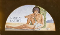 St. John the Baptist, 1929