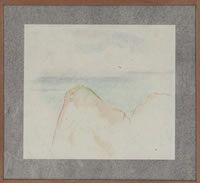 Study of cliff tops