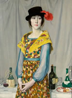Paintings by the artist William Strang