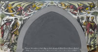 Study for the North arch of St...