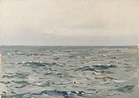 Paintings by the artist Norman Wilkinson